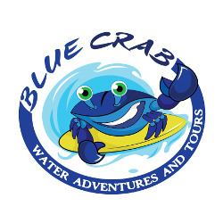 Blue Crab Tours Logo